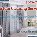 We can dry clean your curtains We can pick up your curtain from your home or office and then will take to our laundry for dry & steam cleaning services and rehand on the same day :)