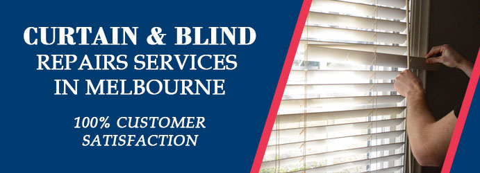 Curtain & Blind Repair Melbourne