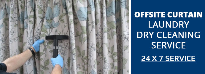 Offsite Curtain Laundry Dry Cleaning Service