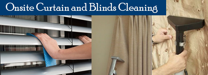 Onsite Curtain and Blinds Cleaning