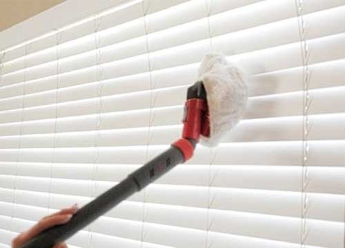 Blinds Cleaning Woolshed Flat