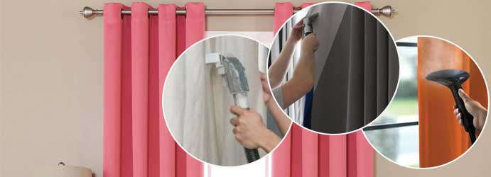 Curtain Cleaning Black Point