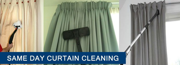 Same day Curtain Cleaning