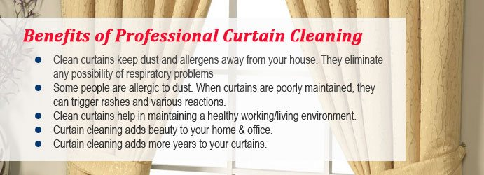 Curtain Cleaning Services Bennison