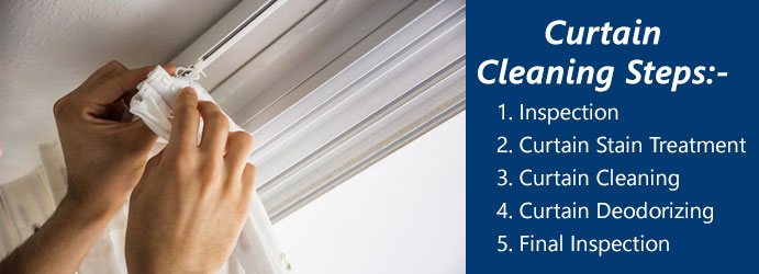Curtain Cleaning Services Carina