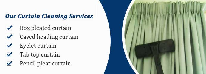 Residential Curtain Cleaning Elaine