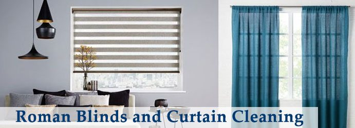 Roman Blinds Curtain Cleaning Sydney