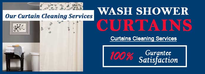 Shower Curtain Cleaning Bagshot