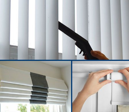 Blinds Cleaning Services Martin