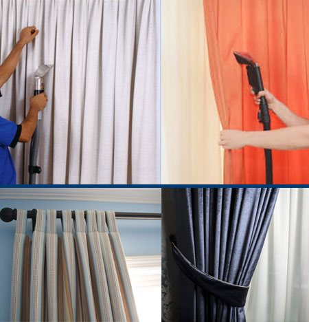 Curtain Cleaning Services The Slopes