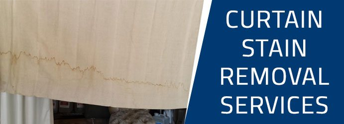 Curtain Stain Removal Services North Road
