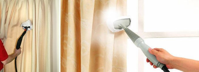 Curtain Steam Cleaning Cloverdale