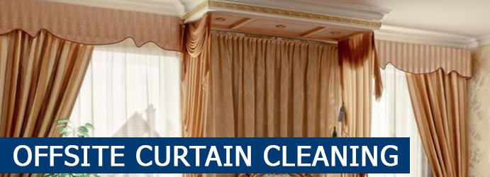 Offsite Curtain Cleaning Brookdale
