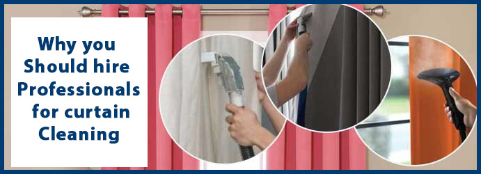 Curtain Cleaning Woodhouse