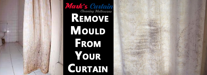 Mould Removal From Curtains