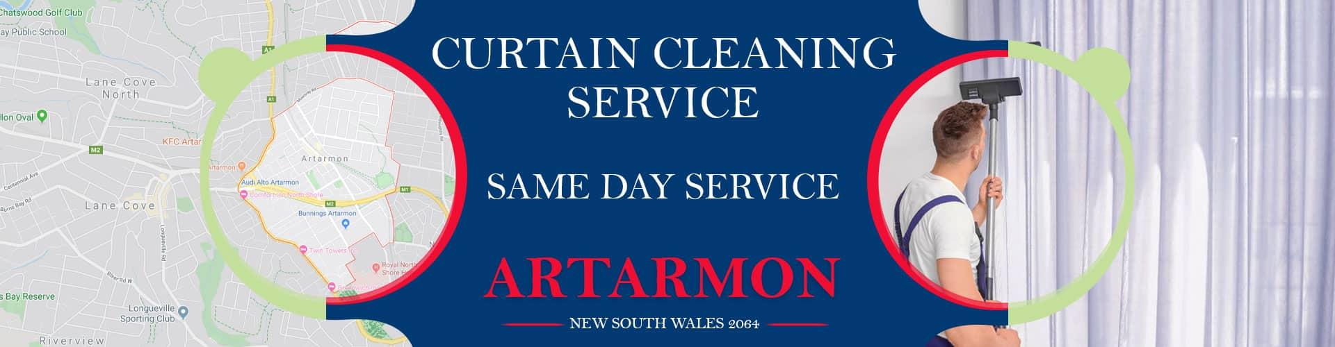 Curtain Cleaning Artarmon