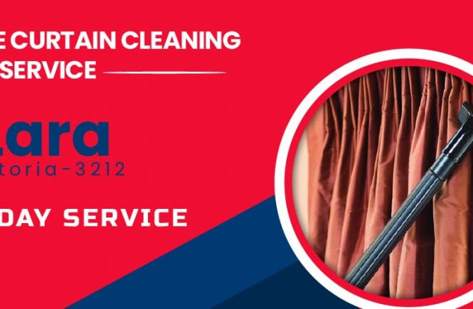 Curtain Cleaning Lara