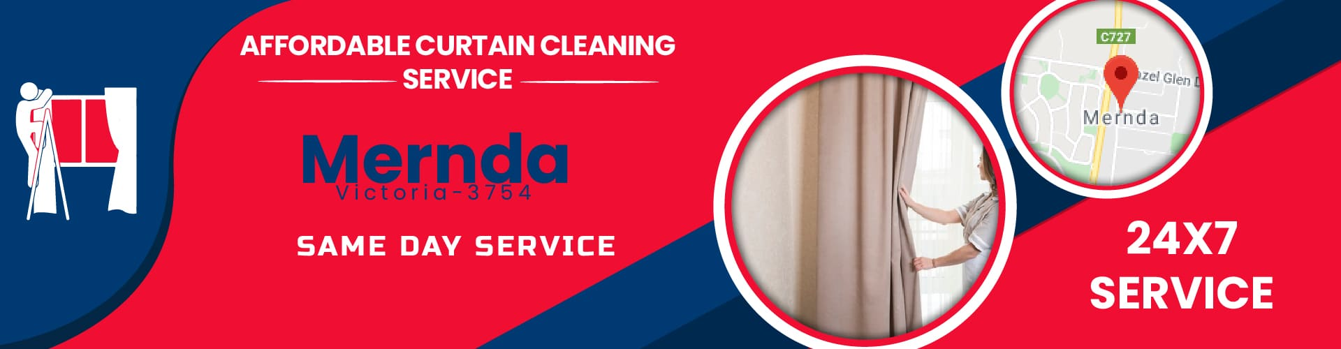 Curtain Cleaning Mernda