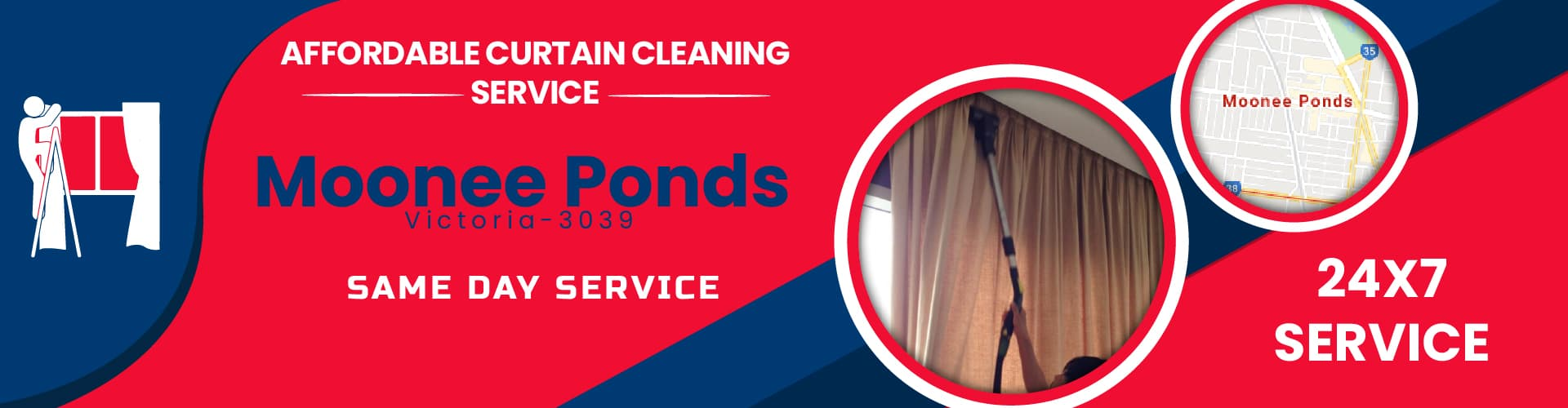 Curtain Cleaning Moonee Ponds