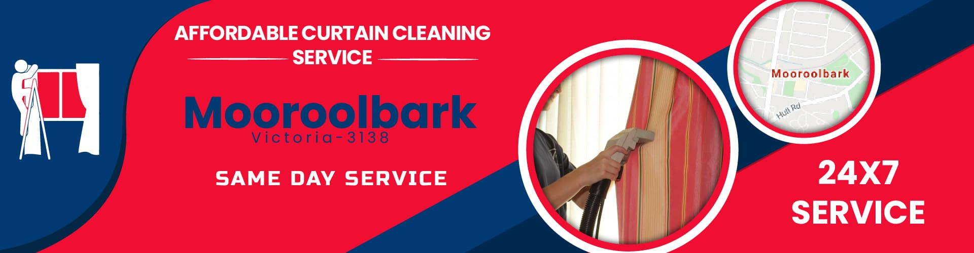 Curtain Cleaning Mooroolbark