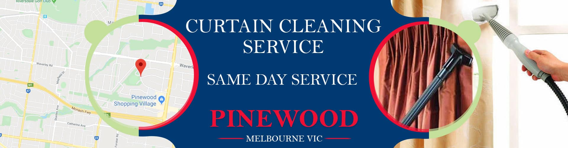 Curtain Cleaning Pinewood