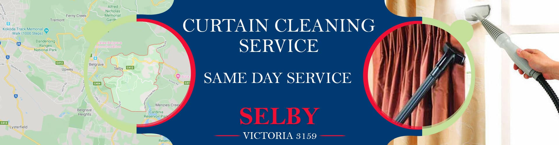 Curtain Cleaning Selby