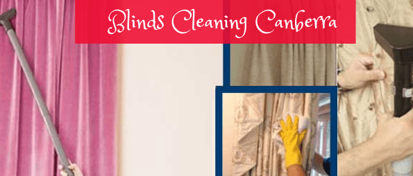 Blinds Cleaning Canberra