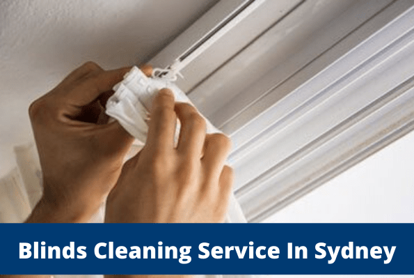 Blinds Cleaning Service In Sydney