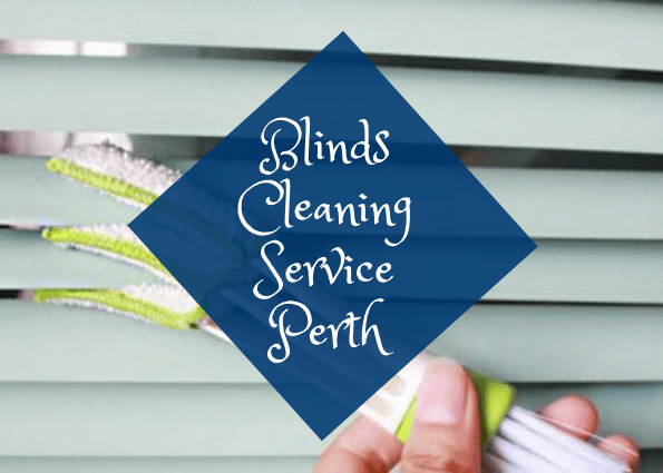 Blinds Cleaning Service Perth