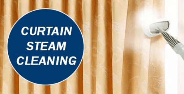 Curtain Steam Cleaning Canberra