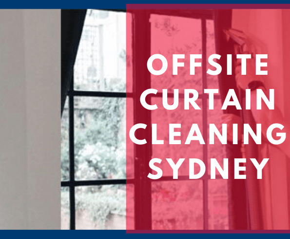 Offsite Curtain Cleaning Sydney