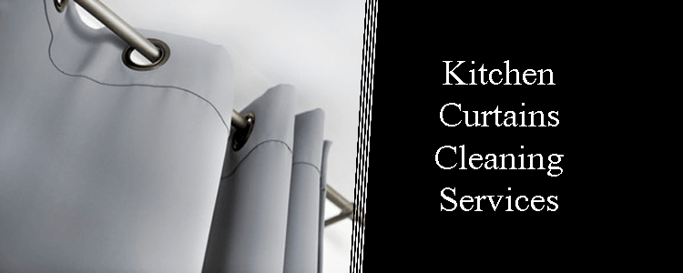 Kitchen Curtains Cleaning Service