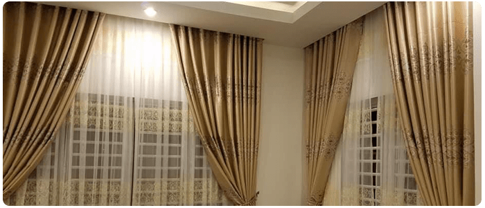 Curtain Pressings Service