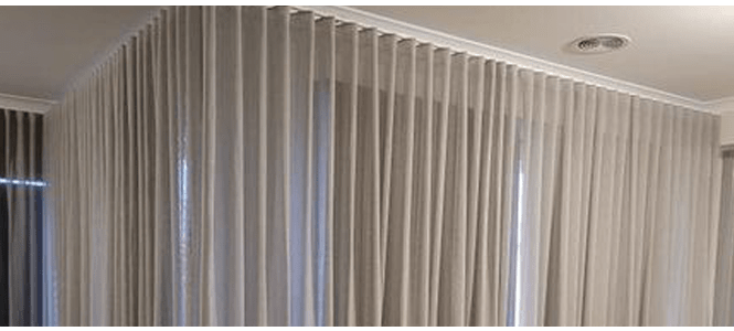 Easy way to clean your curtains