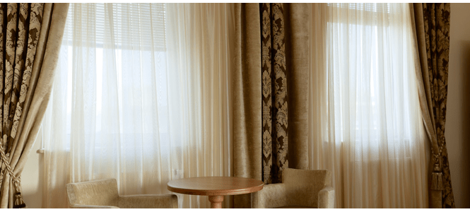 Keep Curtains in A Good Condition