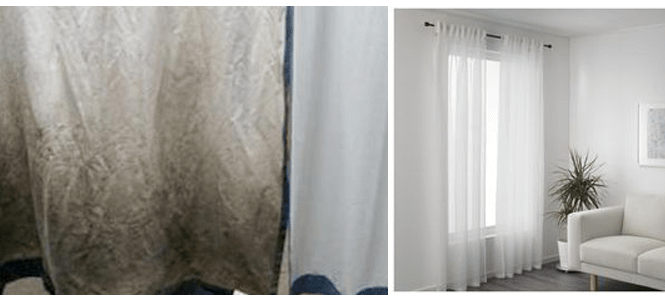 Properly Clean A Fabric Curtain