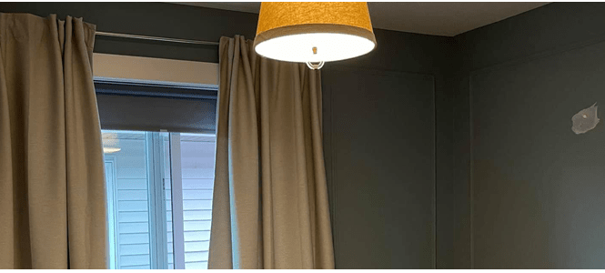 Remove Mould From Your Fabric Curtains